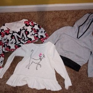 Other - 3 Sweaters TOTAL $12